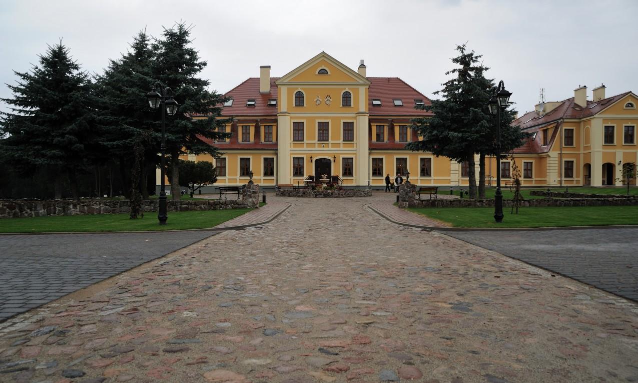 Hotel <br /> Pałac w Rymaniu